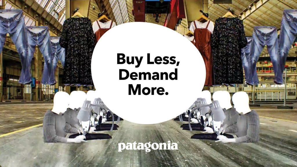 buy less demand more