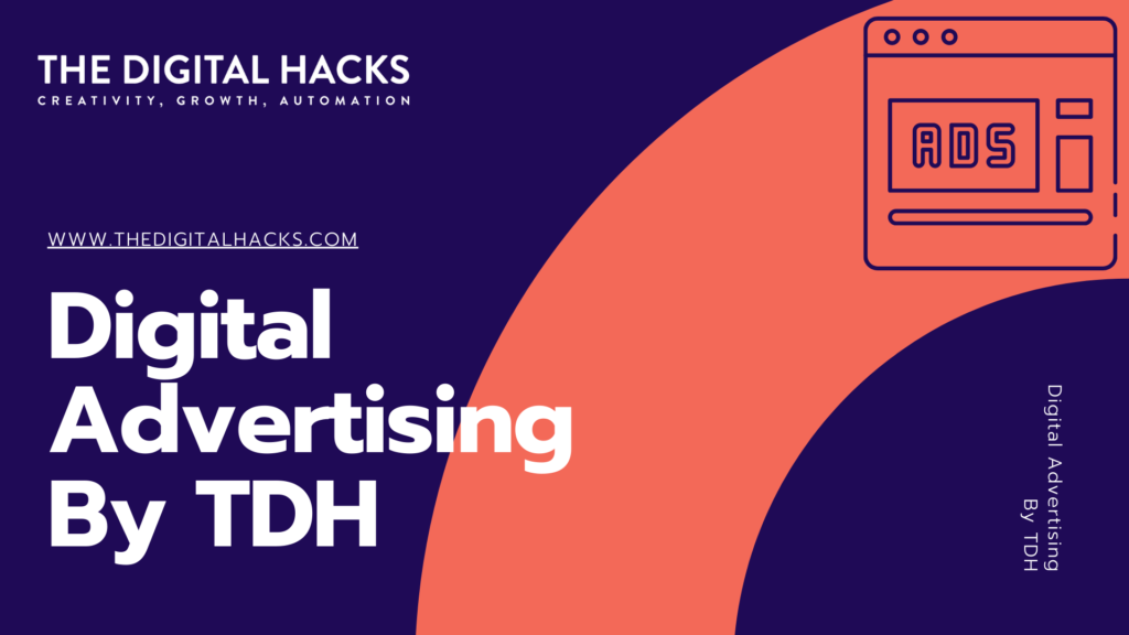 Would you like to start advertising your business online? Book a free consultation with one of TDH Advertisers Experts!